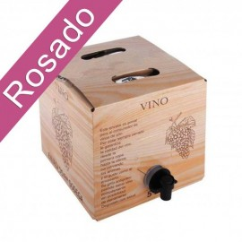 Bag In Box 5 litros VINO ROSADO RIOJA