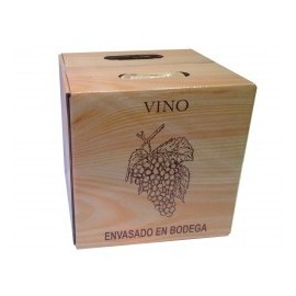 BAG IN BOX 5L Blanco Rioja