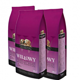 WILLOWY MENU ESPECIAL 20 Kg